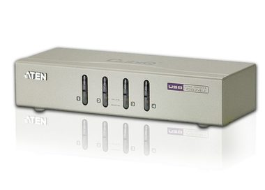 ATEN 4-port KVM USB