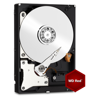 "WD Red 3TB, SATA III, Interný disk, 3.5 \ "", IntelliPower, 64MB cache"